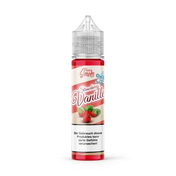 Flavour Smoke Aroma - Strawberry Vanille on Ice Longfill 20ml