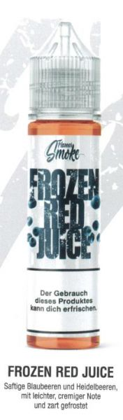 Flavour Smoke Aroma - Frozen Red Juice - Longfill 20ml