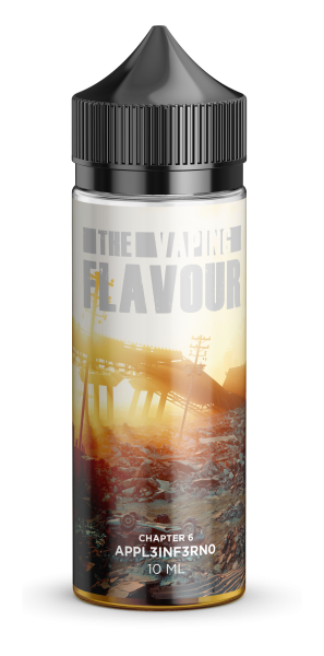 The Vaping Flavour Aroma Ch. 6- Appl3inf3rn0 10 ml