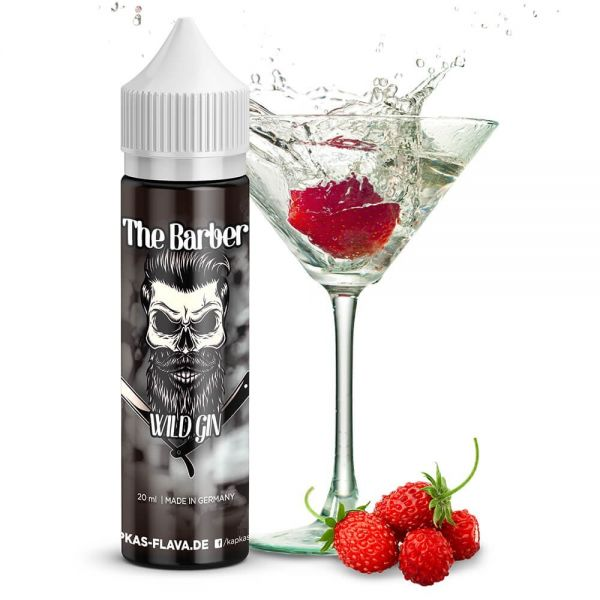 Kapka's Flava The Barber Aroma - Wild Gin 20ml