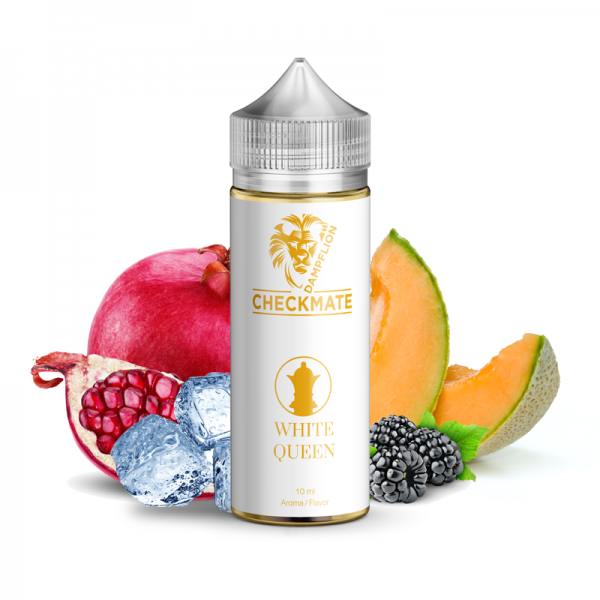 Dampflion Checkmate Aroma WHITE QUEEN 10 ml