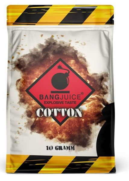 Bang Juice Cotton Wickelwatte
