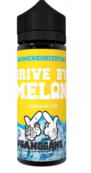 #Ganggang Aroma Drive by Melon Ice 20ml