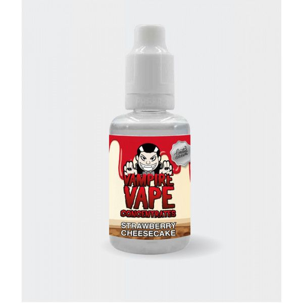Vampire Vape Aroma Strawberry Cheesecake 30 ml